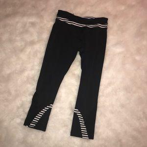 Lululemon Run Inspire Crop Legging